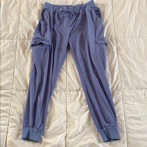 Ceil blue jaanuu jogger scrubs